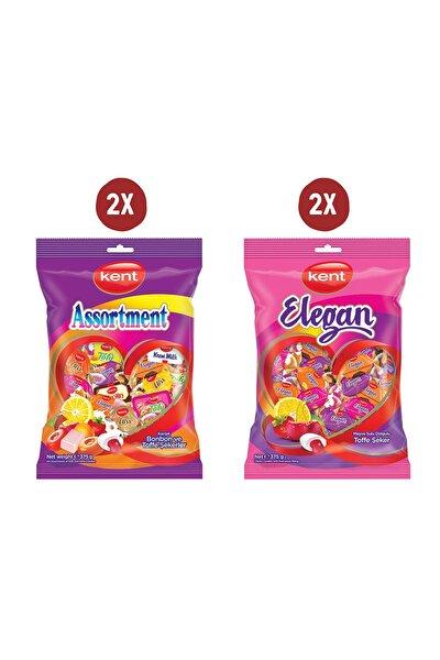 Şeker 375 gr 4'lü Paket (Assortment&Elegan)