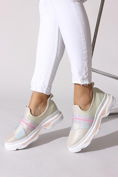 Sedef Kadın Sneaker 504C-1000-S-02