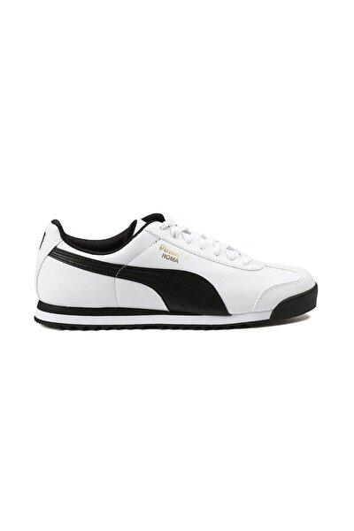 ROMA BASIC Beyaz Siyah Erkek Sneaker 100199956