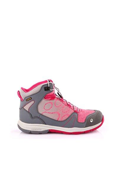 Jack Wolfskın 4024741 Çocuk Grıvla Texapore Mıd G Outdoor Ayakkabı