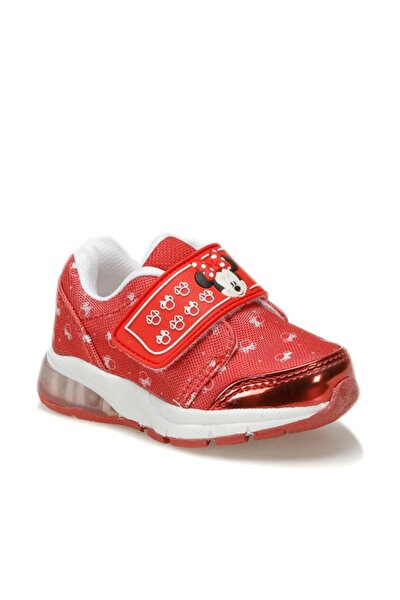 91.ART.B Kırmızı Kız Çocuk Spor Ayakkabı 100353369