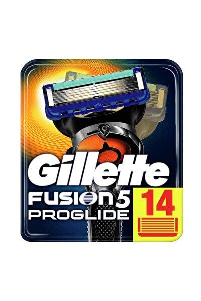 Fusion Proglide Yedek Tıraş Bıçağı Karton Paket 14'Lü