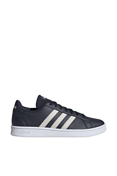 GRAND COURT BASE Lacivert Erkek Tenis Ayakkabısı 100479771