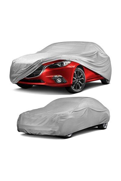 CoverPlus Peugeot 508 Oto Brandası Araba Çadırı - Gri