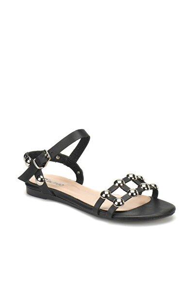 18S-262 Siyah Kadın Ayakkabı 100312053