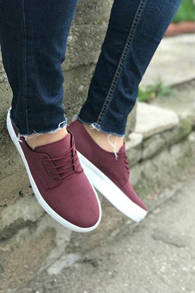 Bordo Erkek Sneaker CH005