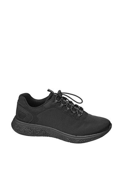 Deichmann Unisex Siyah Ayakkabı