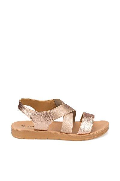 91.150787PZ Bronz Kadın Sandalet 100374741
