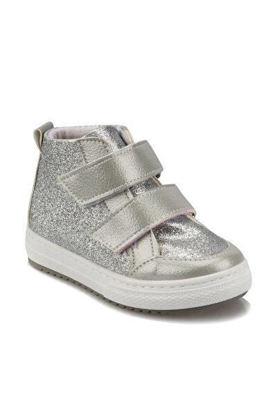 92.512018.B Gümüş Kız Çocuk Sneaker Ayakkabı 100423968