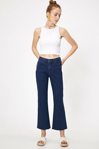 Kadın Mavi Victoria Jean Pantolon