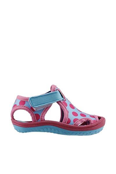 Kız Çocuk Turkuaz Sandalet 19YAYAYK0000082