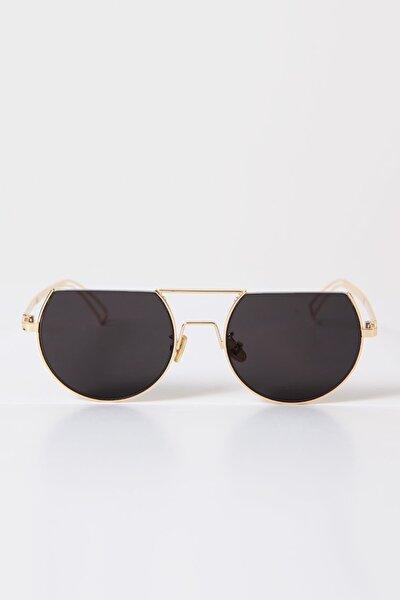 Kesik Tasarım Güneş Gözlüğü YD1X1