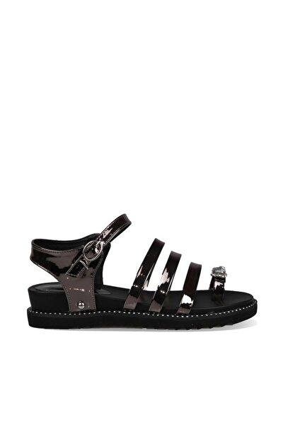 Gri Kadın Yürüyüş Ayakkabısı 18M273B0027-05