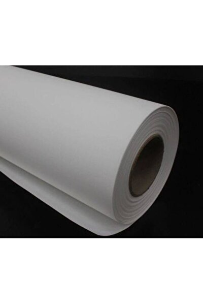 Parlak Beyaz Yapışkanlı Folyo  50 Cm  X 3 Mt