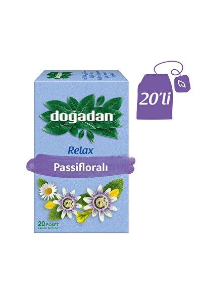Relax Passifloralı Bitki Çayı 20'Li