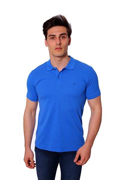 Polo Yaka Erkek Tshirt Saks 171907