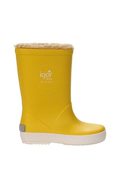 10207 Splash Nautico Borreguito Yağmur Çizmesi 22-30