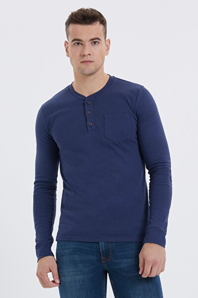 Erkek Faris O Yaka Sweatshirt 201 LCM 241092