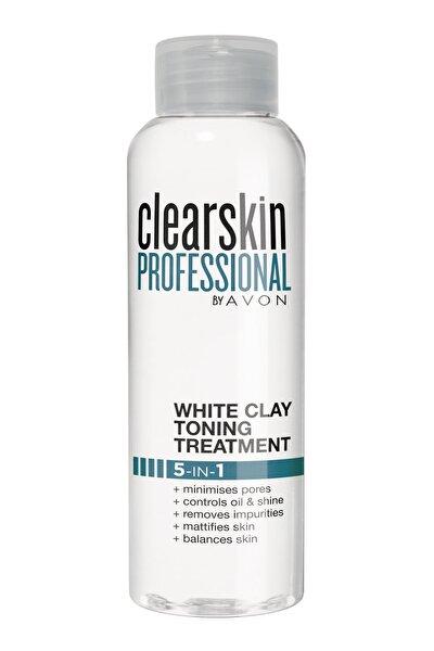 Clearskin Professional Beyaz Kil İçeren Tonik 100 ml 5050136092559