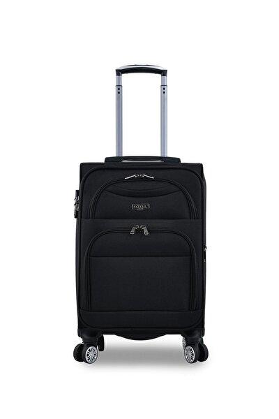 Siyah Unisex Kabin Boy Valiz Fsl010Kabın