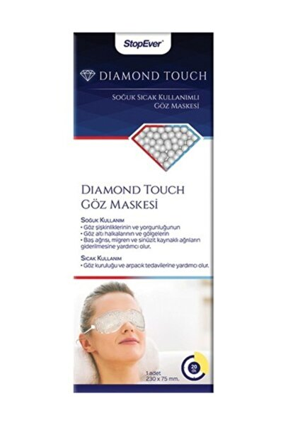 Diamond Touch Göz Maskesi