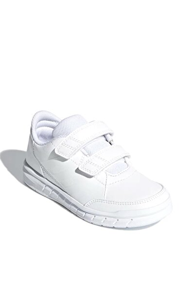 Unisex Çocuk Beyaz Koşu - Yürüyüş Spor Ayakkabı