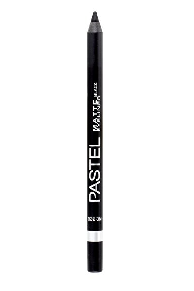Suya Dayanıklı Mat Eyeliner - Matte Waterproof Long Lasting Eyeliner No 320 8690644033322