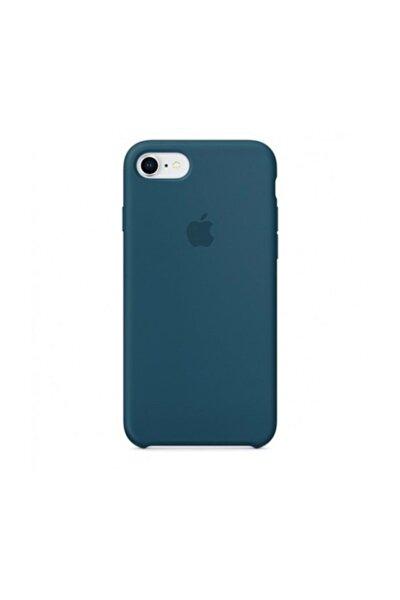 Iphone 7 Silikon Kılıf Mavi