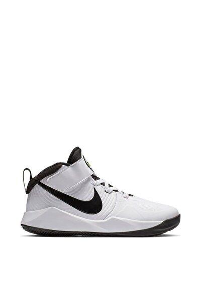 Beyaz Çocuk Team Hustle D 9 {Ps} Basketbol Ayakkabısı