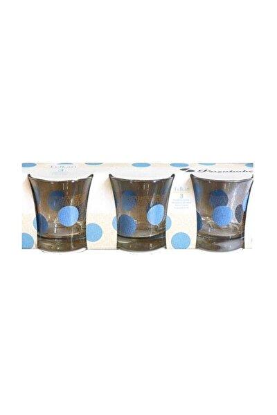 420014 Azur Telkari Desenli Su Bardağı 3 Lü