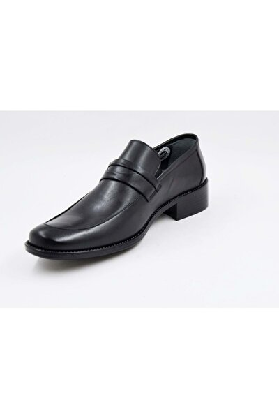 2276-3 Erkek Deri Klasik Ayakkabı -  - 2276-3 - Siyah - 41