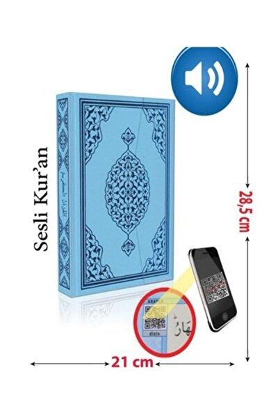 Bilgisayar Hatlı Kur'an-ı Kerim ( Mavi Kapak Rahle Boy)