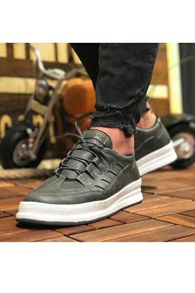 Antrasit Erkek Yürüyüş Ayakkabısı XRM040