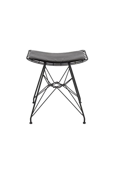 Knsz kafes tel sandalyesi tabure 1 li mutlu syhsyh ofis cafe bahçe mutfak