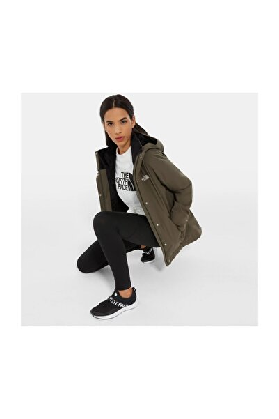 W Inlux Ins Jacket Kadın Mont