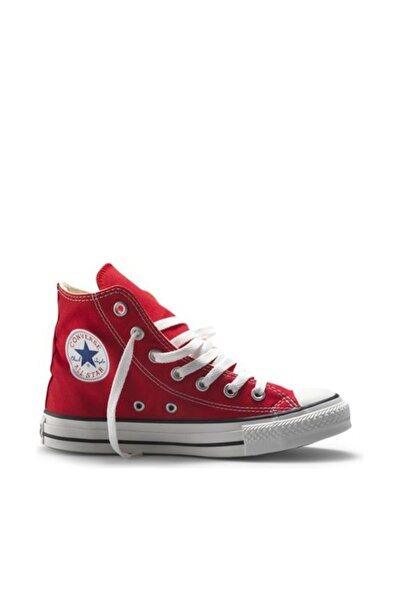 Unisex Chuck Taylor Kırmızı Sneaker M9621