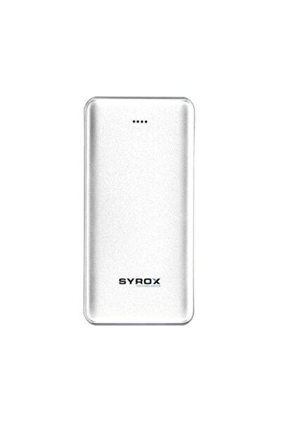 5000 Mah Led Göstergeli Powerbank Yedek Batarya Beyaz