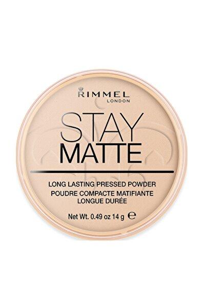 Pudra - Stay Matte Pressed Powder 003 Peach Glow 14 g 3607345064529