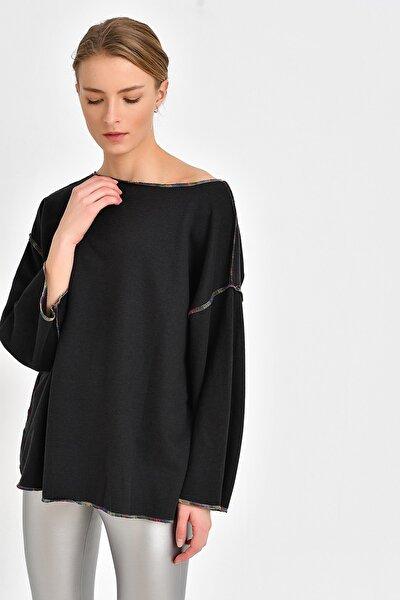 Sweatshirt  Siyah BDE2530