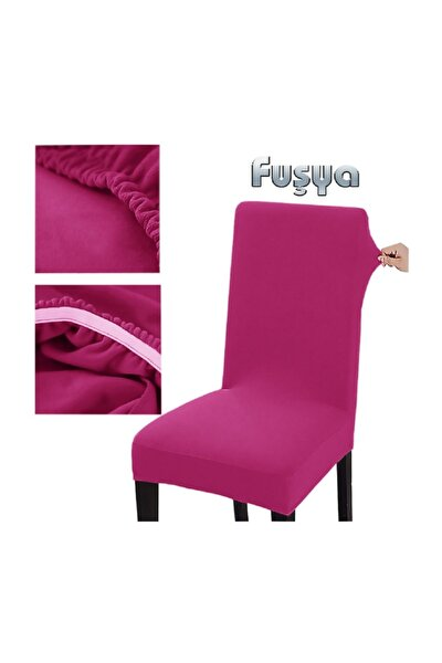 Sandalye Kılıfı. Standart Model 6-lı