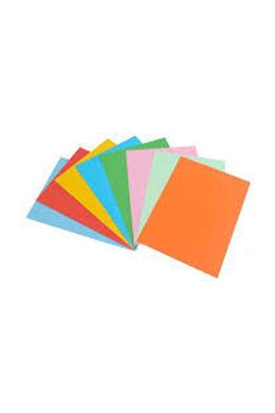 Lıno Pp-001 Fotokopi Kağıdı Renkli 100 Lü 8 Renk