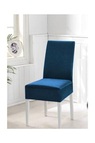 Ipek Kadife 6'lı Sandalye Kılıfı
