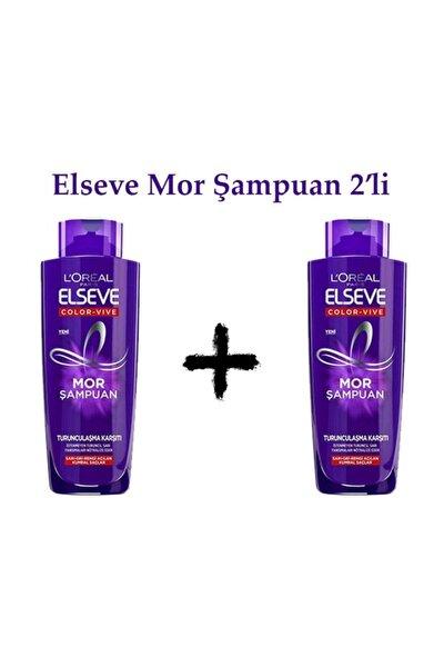 Mor Şampuan 200 ml