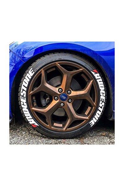 Yeni Ürün Orjinal Bridgestone Lastik Yazısı Garantili 8 Adet
