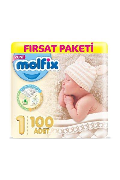Bebek Bezi 1 Numara Yenidoğan 100 Adet 2-5 Kg