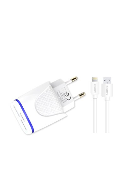 Apple Iphone Şarj Cihazları 6 7 8 X Uyumlu Şarj Aleti Cihazı Kablo