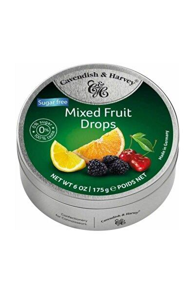 Harvey Şekersiz Karışık Meyve Drops 200 G