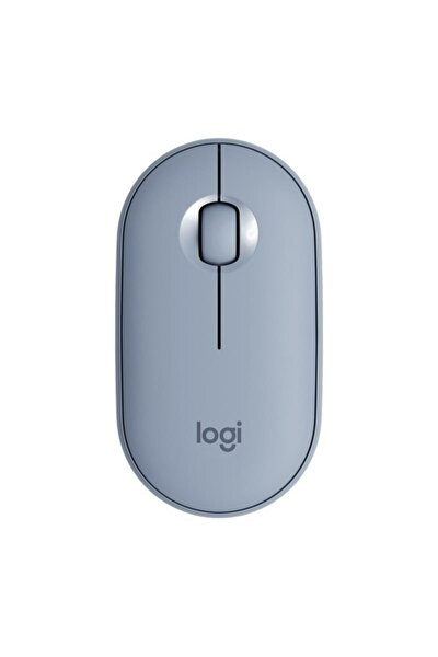 Pebble M350 Mavi Gri Mouse 910-005719