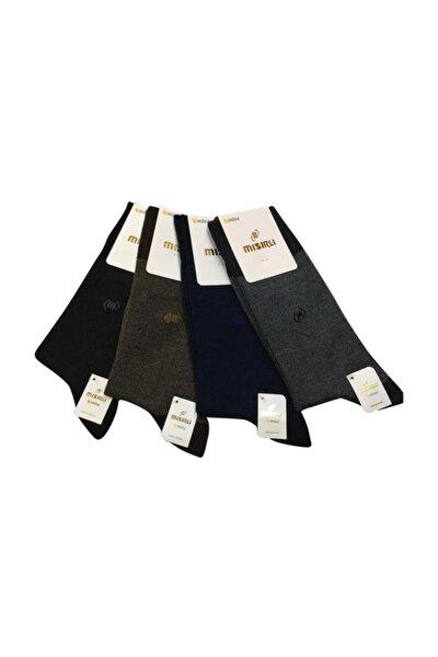 12 Adet -  Orijinal Desenli Erkek Çorap