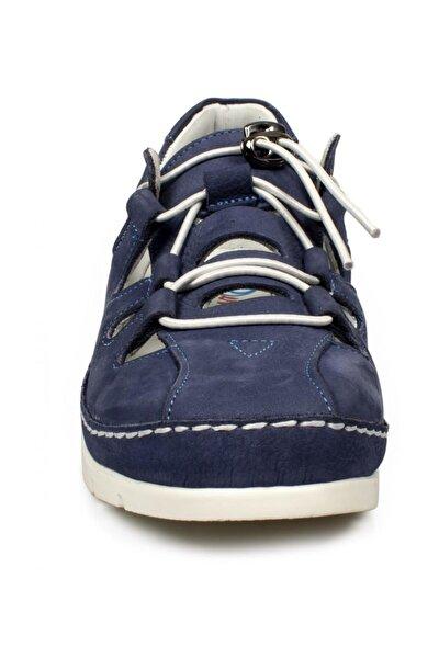 282f Ortopedik Mavi Çocuk Ayakkabı